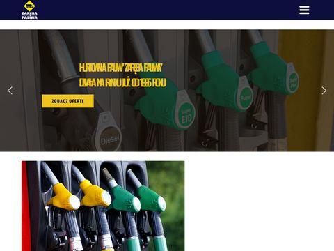 Zaręba Paliwa - Hurtowa sprzedaż paliw
