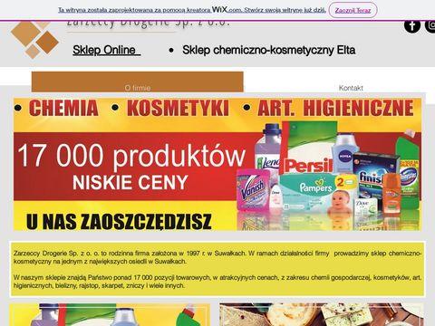 ZarzeccyDrogerie.pl - Drogeria internetowa