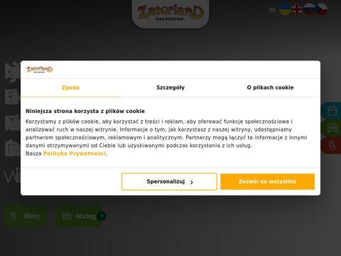ZATORLAND Centrum zabaw dla dzieci