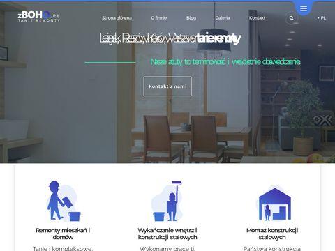 Zboho.pl - remonty
