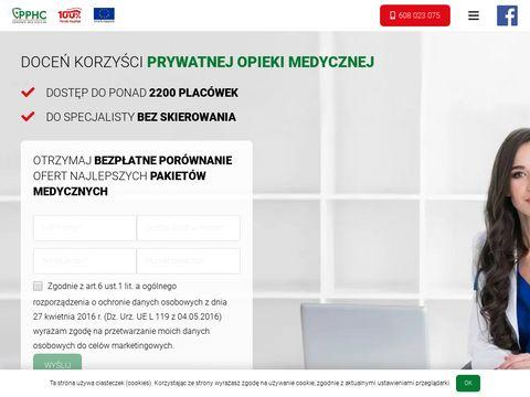 Zdrowie bez kolejki - Prywatna opieka medyczna