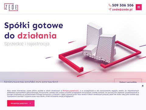 Moderowany katalog stron www - ZeDe