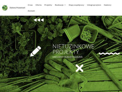 Projektowanie ogrod贸w Wroc艂aw | Zielona Przestrze艅