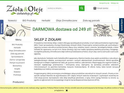 ZiolaiOleje.pl