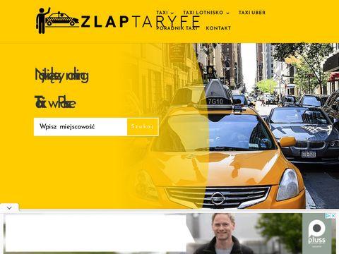 ZłapTaryfę - Taxi