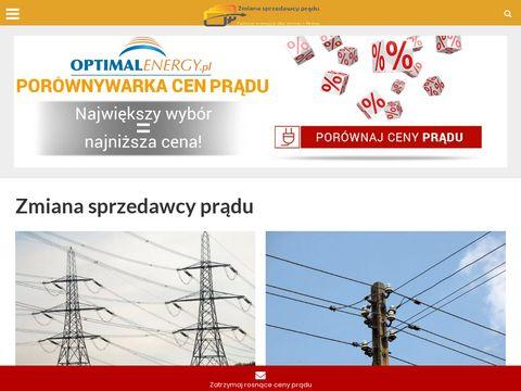 Zmiana sprzedawcy pr膮du. Ceny energii elektrycznej