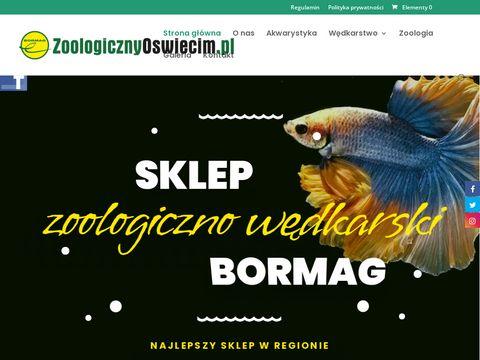 Sklep Zoologiczno W臋dkarski BORMAG O艣wi臋cim Ma艂opolska - Sklep Zoologiczno W臋dkarski BORMAG
