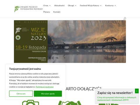 ZPFP - Związek Polskich Fotografów Przyrody