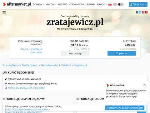 Us艂ugi In偶ynierskie, nadzory budowlane Krak贸w | Z.Ratajewicz