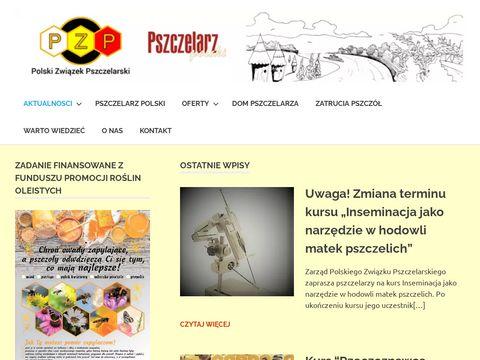 Polski Zwi膮zek Pszczelarski