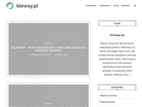 Zacznij żyć zdrowiej! - zyj-zdrowiej.pl