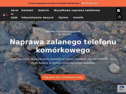 24GSM - serwis GSM Warszawa