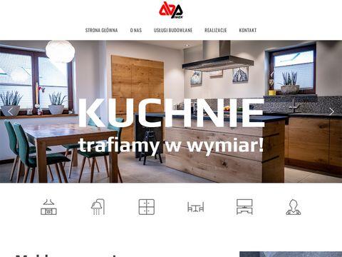 Meble na Wymiar Olsztyn – Kuchnie na Wymiar – Szafy – Meble Kuchenne Olsztyn – Abpiwek.pl