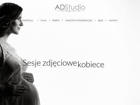 ADStudio Profesjonalne sesje zdj臋ciowe