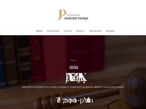 Adwokat-januszpajak.pl