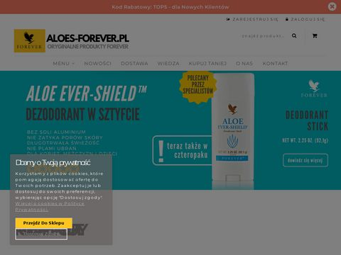 Aloes forever | aloes-forever.pl