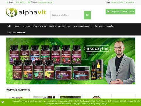 Zdrowa, ekologiczna żywność - alphavit.pl