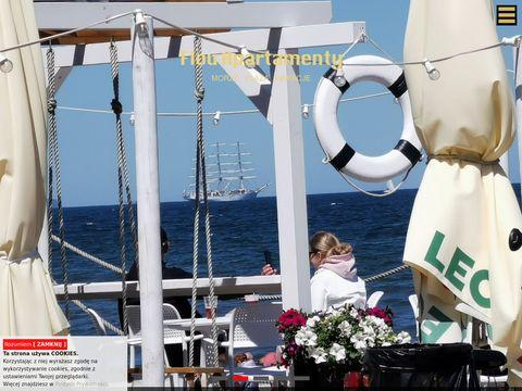 ApartamentyLetnica.pl Przysta艅 Letnica wynajem