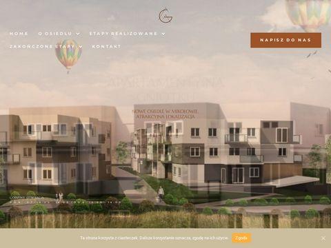 Apartamenty Na Gniotku - Nowe Osiedle w Miko艂owie