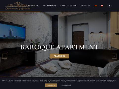 Apartamenty VIP Starowi艣lna - Krak贸w