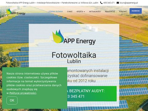 Fotowoltaika Lublin | APP Energy