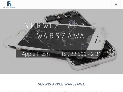 Serwis Apple Warszawa