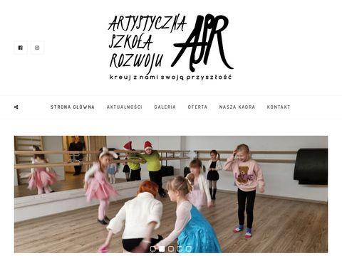 Artystyczna Szko艂a Rozwoju | Balet i taniec Zielona G贸ra