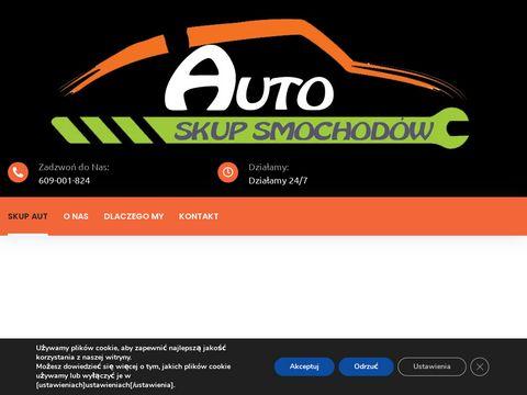 Skup aut Ostrowiec Świętokrzyski i okolice skup samochodów do 30 tysięcy złotych