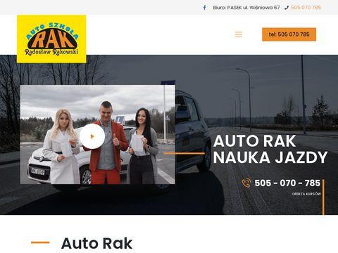 Auto Rak Radosław Rakowski