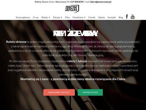 Avens.waw.pl