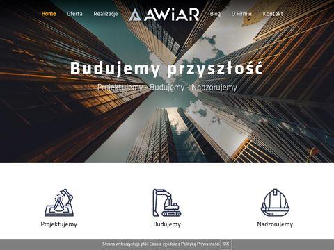 Awiar.pl - Projektowanie hal