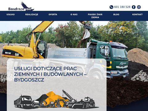 Roboty ziemne Bydgoszcz