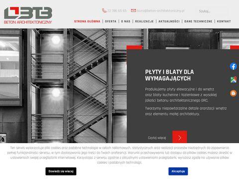 Beton-architektoniczny.pl