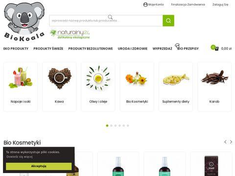 Sklep internetowy BioKoala.pl