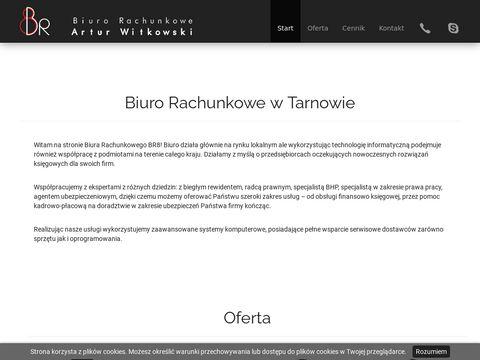 Biuro Rachunkowe BR8 Artur Witkowski - Tarnów