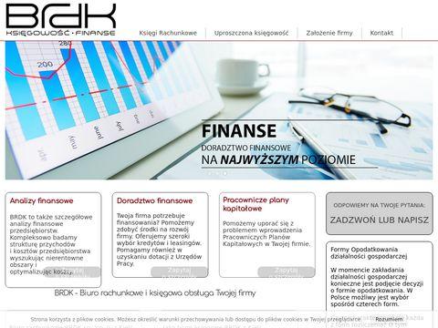 Biuro księgowe i rachunkowe Kielce | brdk.pl