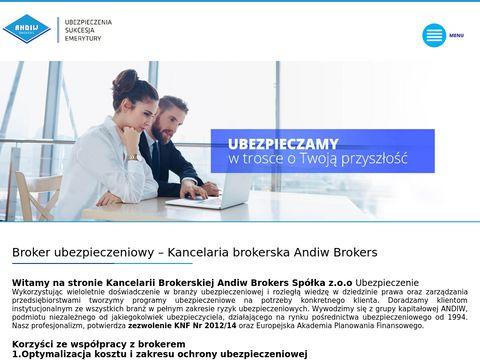 Kancelaria brokerska - Andiw Brokers