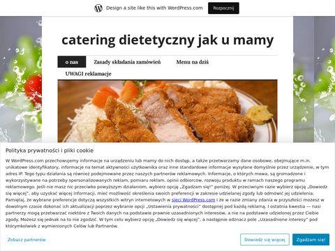 Catering dietetyczny jak u mamy