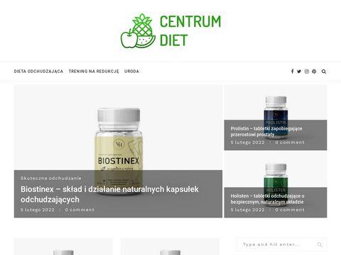 Dieta odchudzajÄ…ca - centrum-diet.pl