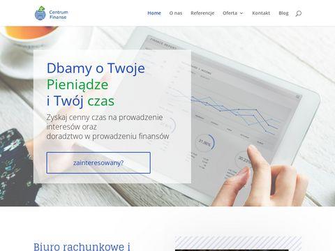 Centrum Finanse księgowość