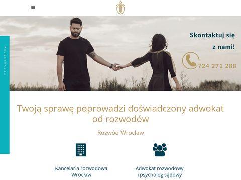 Doświadczony Adwokat do Rozwód Wrocław | Sprawy rozwodowe
