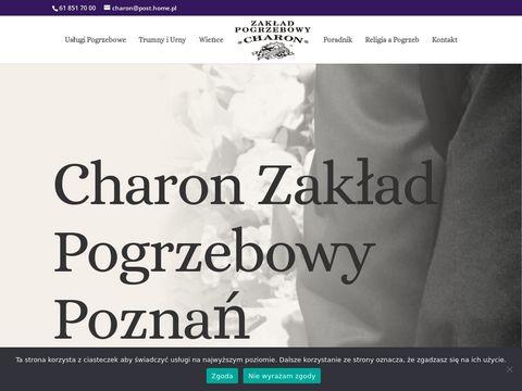 Charon Zakład Pogrzebowy Poznań