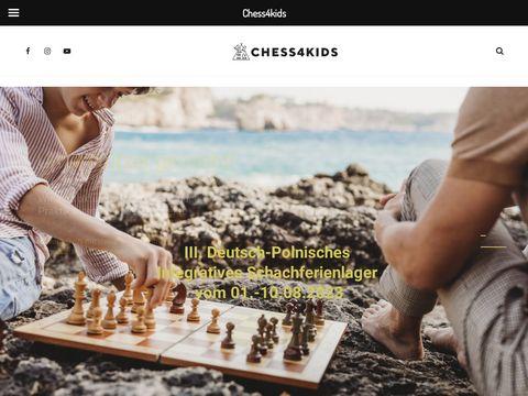 Szachy dla dzieci - chesscamp4kids.eu