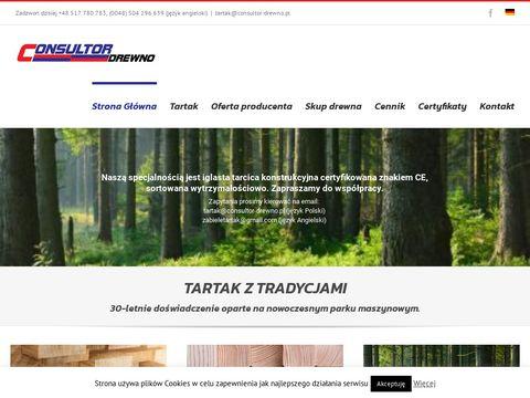 Tarcica, Bale, Biomasa - Consultor Drewno