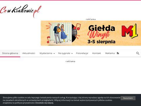 Koncerty w Krakowie