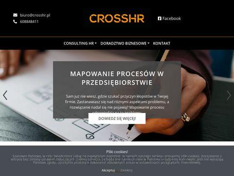 CrossHR - doradztwo biznesowe