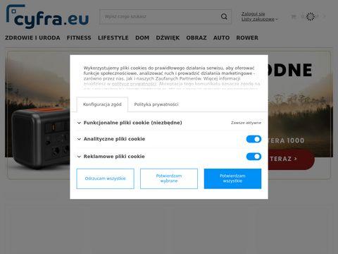 Sklep Cyfra.eu - Xiaomi sprzÄ™t rtv, agd, telefony, smartfony