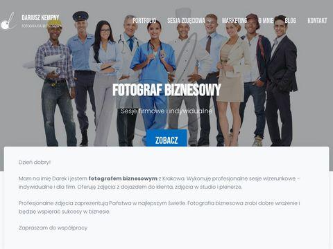ZdjÄ™cia biznesowe - dariuszkempny.pl