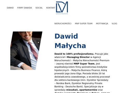 Sprzeda偶 nieruchomo艣ci - dawidmalycha.com