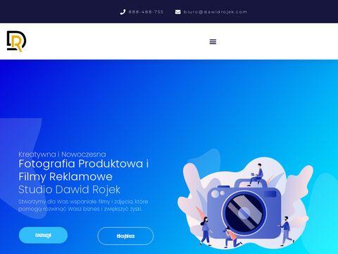 Fotografia produktowa i filmy reklamowe
